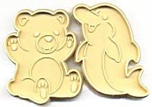 Vintage  Cookie Cutters (Image1)