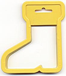 Wilton Large Santa Boot Cookie Cutter (Image1)