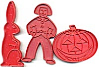 Vintage Tupperware  Cookie Cutters (Image1)