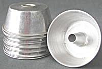 Mini Angel Food Cake Pans Set of 9 (Image1)