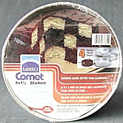Checkerboard Cake Pan  (Image1)