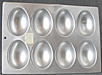 Wilton Aluminum Mini Egg Pan
