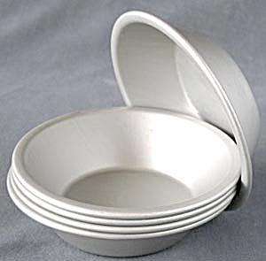 Individual Mirro Aluminum Pie Plates Set of 5 (Image1)