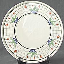 Vintage Tulip Cake Plate (Image1)