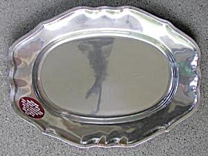 "Armetale 12"" x 16"" Oval Platter (Image1)"