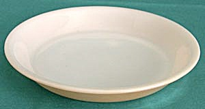 Vintage Fire King Pie Plate with Copper Luster (Image1)