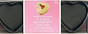 3 Piece Mini Springform Pan Set (Image1)