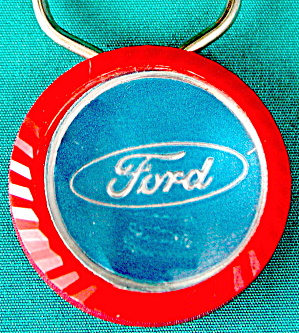 Vintage Ford Keychain (Image1)