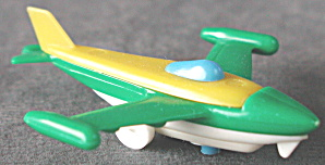Jet Airplane Puzzle Keychain (Image1)