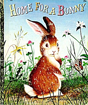 Home For A Bunny Little Golden Book
