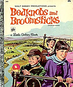 Walt Disney Bedknobs & Broomsticks