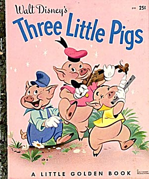 Walt Disney's The Three Little Pigs (Image1)