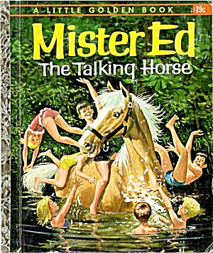 Mister Ed Little Golden Book (Image1)