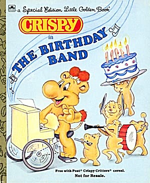 Crispy In The Birthday Band