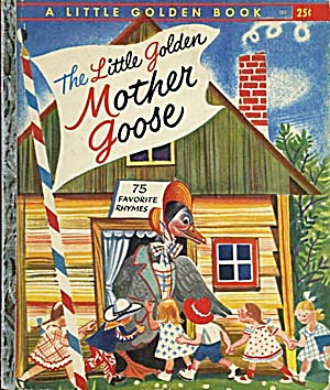 The Little Golden Mother Goose Golden Book (Image1)