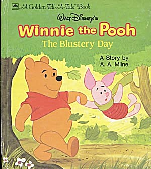 Walt Disney's Winnie The Pooh The Blusetry Day