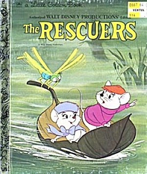 Walt Disney Production's The Rescuers (Image1)