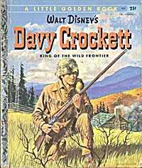 Walt Disney's Davy Crockett King of the Wild Frontier (Image1)