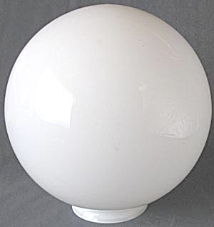 Vintage Large Glass Lamp Globe (Image1)