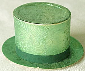St. Patrick's Day Top Hat Candy Container