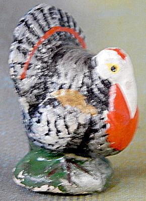 Vintage Turkey Figurine  (Image1)