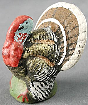Thanksgiving Turkey Candy Container (Image1)