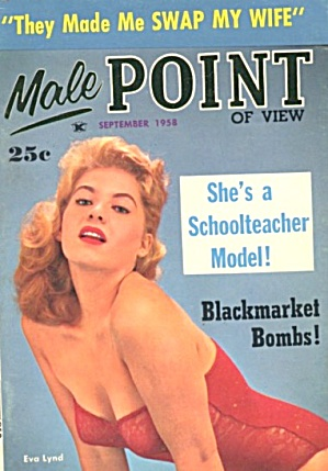 Male Point Of View Magazine