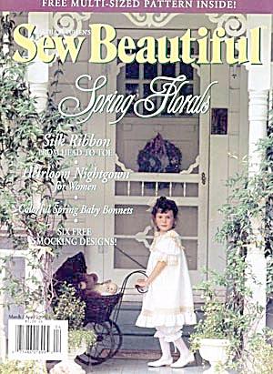 Sew Beautiful Magazine March/April 1995 (Image1)