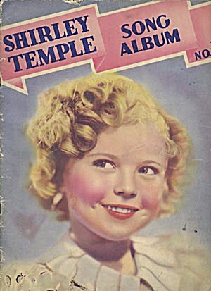 Vintage Shirley Temple Song Album #2