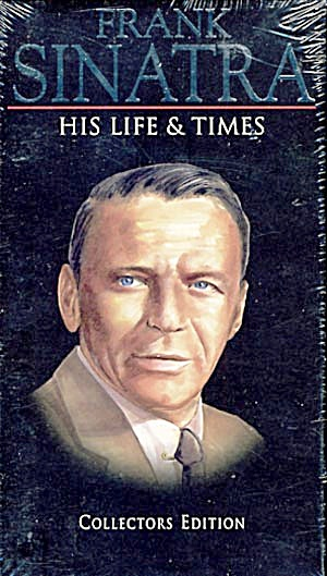 VHS: Frank Sinatra His Life & Times (Image1)