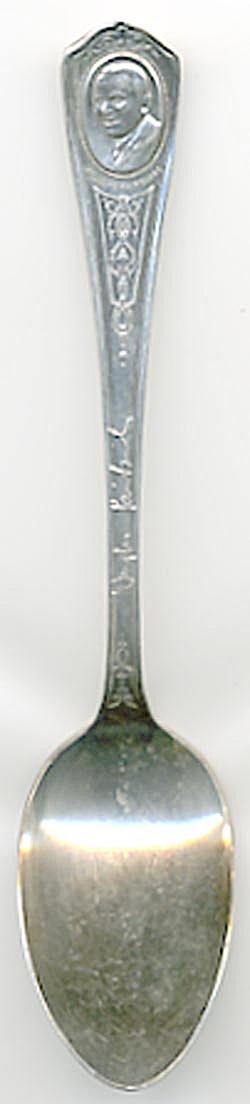 Vintage Movie Star Collector Spoon Douglas Fairbanks (Image1)