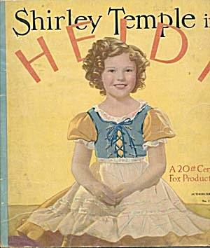 Vintage Shirley Temple in Heidi (Image1)