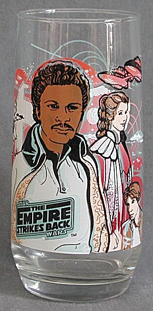 "Empire Strikes Back 6"" Drinking Glass (Image1)"