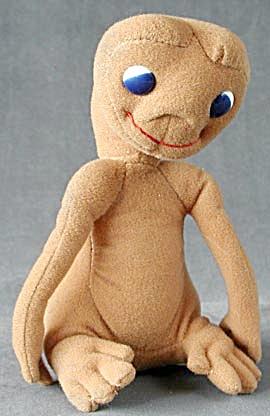 Vintage E. T. Doll (Image1)