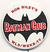Ron Riley's Batman Club Chicago Il Wls/wbkb-tv