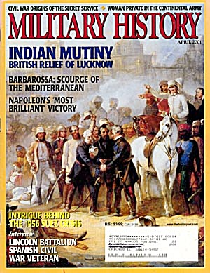 Military History Magazines Set Of 4
