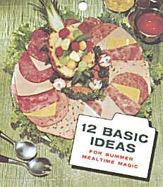 12 Basic Ideas For Summer Mealtime Magic