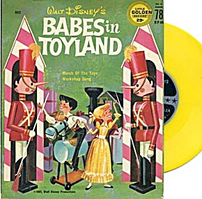 Walt Disney's Babes In Toyland March of the Toys (Image1)