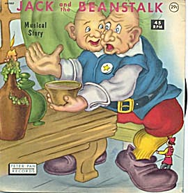 Jack and the Beanstalk Children's Record (Image1)