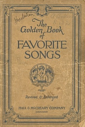 Golden Book Of Favorite Songs