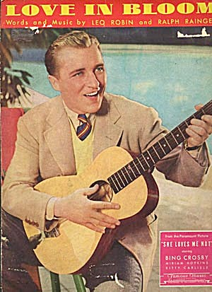 Love in Bloom: Bing Crosby (Image1)