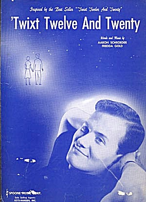 Twixt Twelve and Twenty Pat Boone (Image1)