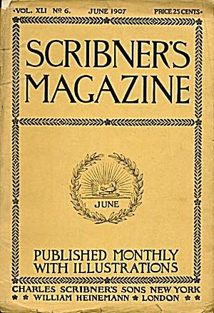 Vintage Scribner's Magazine June 1907 (Image1)