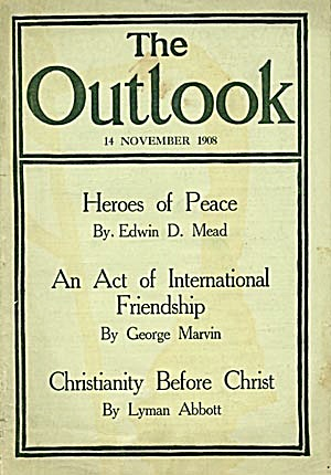 The Outlook: Christianity Before Christ : PLUS MORE (Image1)
