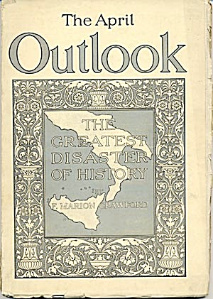 The Outlook: Theodore Roosevelt Contributing Editor (Image1)