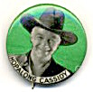 Hopalong Cassidy Pin Back