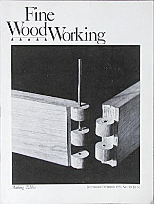 Fine Wood Working: Making Tables (Image1)