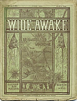 Wide Awake June 1881