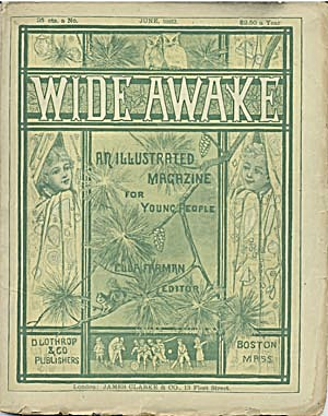 Wide Awake June 1882