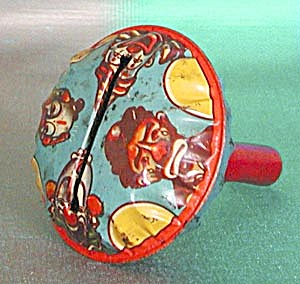 Vintage Tin Litho Noise Maker (Image1)